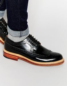 Image 1 of Grenson Sid Brogues