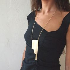Catalyst Necklace now featured on Fab.