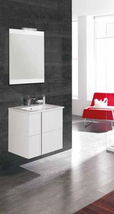 Fiora vrij hangende wastafel fontana collectie badkamer - Fiora salle de bain ...