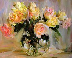 Saidov Aydemir (1979 Russian Realist painter)