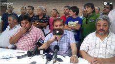 Piedra OnLine: Petroleros van al paro por los despidos