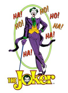 The Joker by Jose Luis Garcia-Lopez