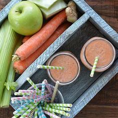 10 savory smoothies switch up the game with vegetables and other ingredients that will make them taste more like lunch or dinner than dessert.