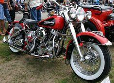 1953 Harley-Davidson FLH