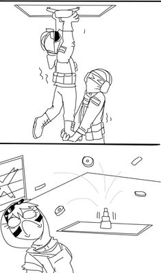 Only Fuze would have this kind of idea Rainbow Six Siege Art, Rainbow 6 Seige, Rainbow Six Siege Memes, Tom Clancy's Rainbow Six, Video Game Memes, Video Games Funny, Funny Games, Gamer Meme, Gaming Memes