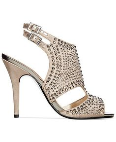 E! Live from the Red Carpet Doris Evening Booties - Evening & Bridal - Shoes - Macy's