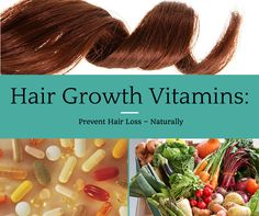 Vitamins and Oils to Prevent and Reverse Hair Loss