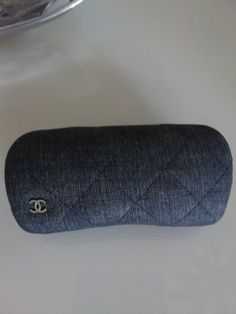7a9b15e14ab Authentic CHANEL  GLASSES OR SUNGLASSES DENIM CASE   fashion  clothing   shoes  accessories  womensaccessories  sunglassessunglassesaccessories ( ebay link)