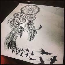 Resultado de imagem para filtro dos sonhos tattoo