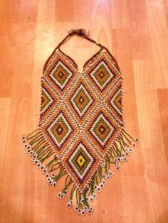 beads necklaces asian beads workmanship uzbek beads by akcaturkmen, $120.00