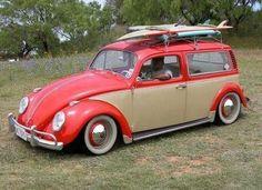 Volkswagen Beetle Wagon
