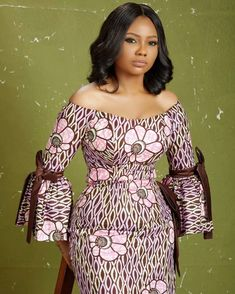 The Ankara style game is getting better and better as designers are making more creative outfits. And you don't want to be left out in the latest trending styles and… African Fashion Designers, African Fashion Ankara, Latest African Fashion Dresses, African Print Fashion, Africa Fashion, African Style, Ankara Dress Styles, African Dresses For Women, African Attire