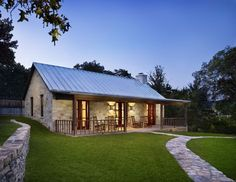 Hill Country Retreat | Northworks Architects + Planners