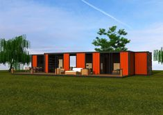 Next Container: Next Container - Duad Lorem 2 Container Design, Ulsan, Our World, Floor Plans, Europe, Flooring, How To Plan, House, Drawings