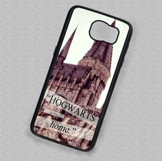 Here is My Home Hogwarts Harry Potter - Samsung Galaxy S7 S6 S5 Note 7 Cases & Covers