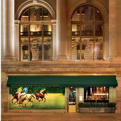 Ralph Lauren S Polo Bar Debuts In Manhattan Polo Bar Polo Ralph Lauren Kids Ralph Lauren