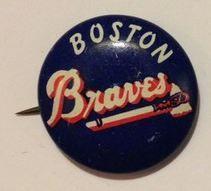 Boston Braves Logo 1946 1952 Baseball Braves Logos