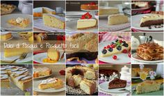 Mini Desserts, Biscotti, Mamma, Breakfast Recipes, Buffet, Food And Drink, Menu, Cookies, Collage