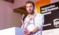 Made.com's Julien Callede shared his exporting advice at the Guardian's Trade Boost event.