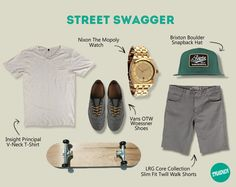 STREET SWAGGER