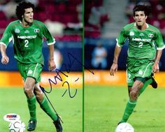 Francisco Rodriguez Autographed 8x10 Photo Mexico PSA/DNA #U54288