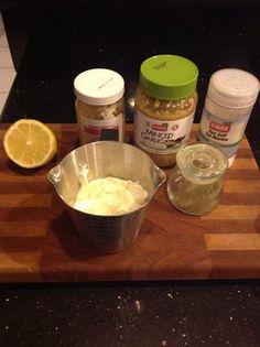 Tiger Sauce Recipe (Horseradish-Mayo Based Sauce)