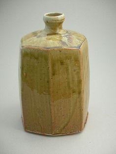 Willow-ash glazed bottle - Lisa Hammond   Flickr - Photo Sharing!