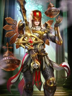 SMITE, the world's No. 1 Action MOBA, puts players in control of mythological Gods from a third-person perspective. Fantasy Heroes, Fantasy Warrior, Fantasy Girl, Dark Fantasy, Fantasy Characters, Female Character Design, Character Concept, Character Art, Concept Art