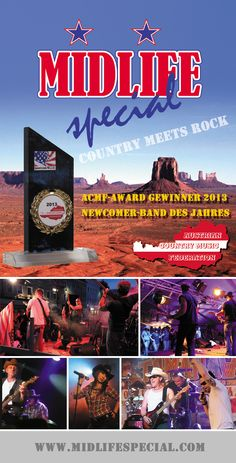 MIDLIFE special - Country meets Rock - www.midlifespecial.com