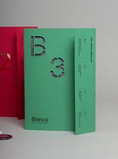 BLANCA  Serifs