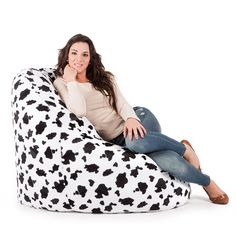 Puf Lounge Vaca