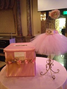Ballerina party decor Designed by Sophia Houvardas