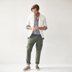 Get this look by Michael Bastian at ULAH, a men's apparel and lifestyle store at Woodside Village.