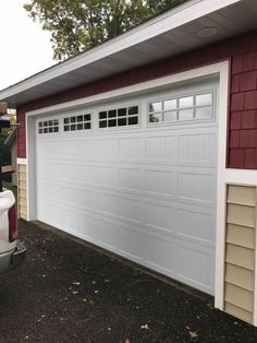56 best chi overhead doors images on pinterest chi overhead doors 5283 white with stockton windows publicscrutiny Image collections