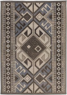 Surya MAV7003 Mavrick Blue Rectangle Area Rug