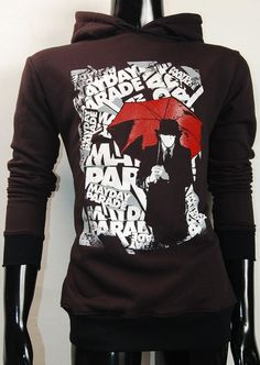 Mayday Parade Hoodie Sweatshirts Jumper Jacket S, M, L on Etsy, $35.99     @Mary Brockman @Mary Brockman