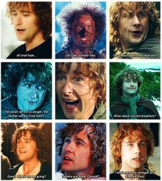 Pippin has always been my favorite..