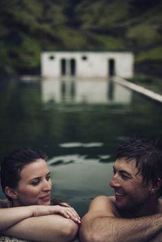 Seljavallalaug Pool, Iceland | Charis Rowland Photography