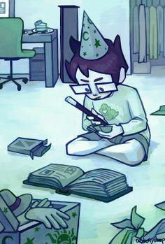 Davekat, Drawing Reference, Cringe, Cool Art, Awesome Art, Nerd, Fandoms, Fan Art, Animation