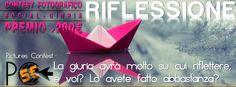 #Riflessione #reflection #reflex #contest #concorso #foto #photo #hurryup