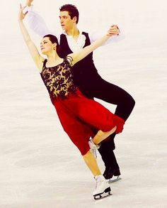 Tessa and Scott Spanish Flamengo