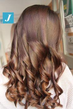 #Nutella Degradé Joelle #cdj #degradejoelle #tagliopuntearia #degradé #igers #musthave #hair #hairstyle #haircolour #longhair #ootd #hairfashion #madeinitaly #wellastudionyc