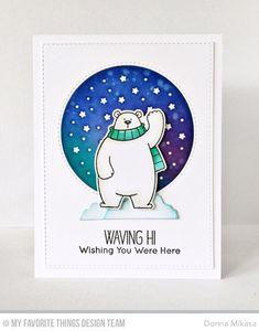 It's Day 4 of My Favorite Things November Release Countdown !   This month, Birdie Brown brings us Polar Bear Pals , a set of adventur...