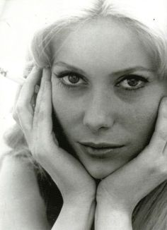 """Catherine Deneuve: """"I need uncertainty in everything…I always  try to keep that feeling of being on the edge. It's very complicated but  it's because I'm afraid of knowing too well and seeming mechanical.  It's also a way to expose myself, like I was in Les Voleurs, to be in a  difficult situation. Since then, I have thought a lot about that, but I  cannot completely give up. I have to put myself in a little danger so as  not to arrive completely sure...(check link)"""