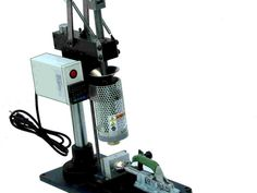 Bench Model Plastic Injection Machine by LNS Technologies, via Kickstarter.  Start Your Own Manufacturing Business or Make Your Own Prototype Plastic Parts.