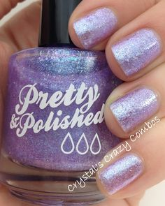 Crystal's Crazy Combos: Pretty & Polished - Blogger Collection