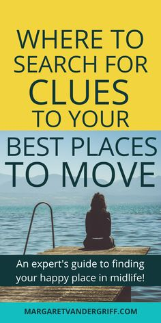 Tips for finding your best places to move Wondering in Clues to where youll be happiest living are closer than you may think Get on where to find clues to your in this po. Moving House Tips, Moving Tips, Best Places To Move, Moving To Another State, Eugene Oregon, Are You Happy, Life Is Good, The Neighbourhood, Finding Yourself