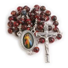 Divine Mercy Rosary (with gift box)