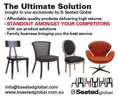 Chairpedia Portal to Contract Furniture, Design and Procurement