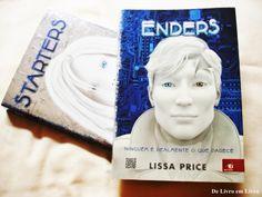 Passe no blog e confira ENDERS publicado pela @Grupo Editorial Novo Conceito - http://www.delivroemlivro.blogspot.com.br/2014/03/resenha-190-enders-livro-2-de-lissa.html